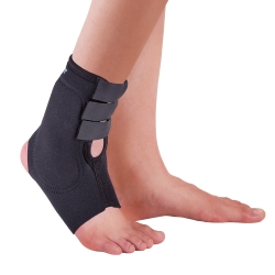 Malleocare stable (ankle brace with plastic splint)