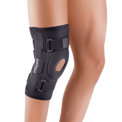 Genucare Hyper-X (Knee brace for prevention of hyper extensions)