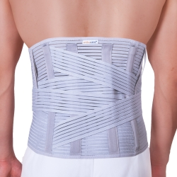 Lumbocare Comfort C (Lumbosacral back support with splints)